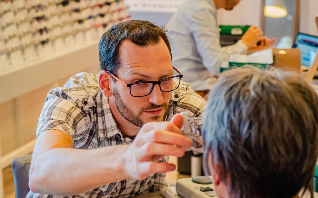 Optic des Terrasses, spécialiste des lunettes de vue à Réding